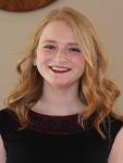 Jenna Burgett, 2015 Scholarship Winner